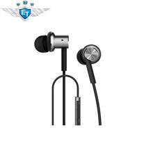2015 Original Xiaomi Mi Hybrid Earphone Mi In-Ear Headphones Pro 1 More Multi-unit Circle Iron Earphones(China (Mainland))