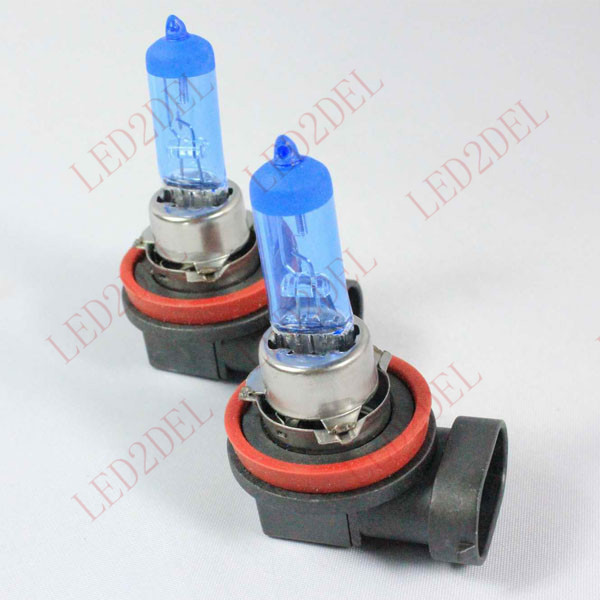 H11 white 6000k Diamond/Visionplus Halogen HID Xenon Head Light Fog Bulb Lamp(China (Mainland))