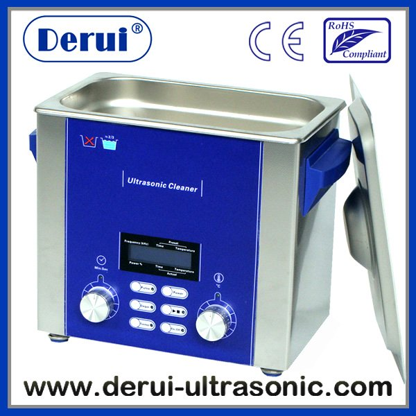 Newly Design! Professional Ultrasonic Cleaner DR-P30 3L  with Multi-function stainless steel Derui<br><br>Aliexpress