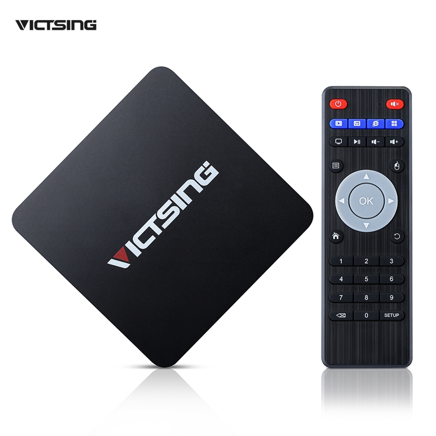 Victsing 1G/8G Android 5.1 TV BOX Amlogic S905 Quad-core 64bits ARM Cortex A53 CPU Support WiFi &Miracast/DLNA & Gigabit Network(China (Mainland))