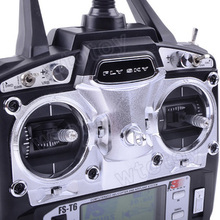 24G model aircraft remote control airplane helicopter FST6 CT6 travel axis transmit receive module