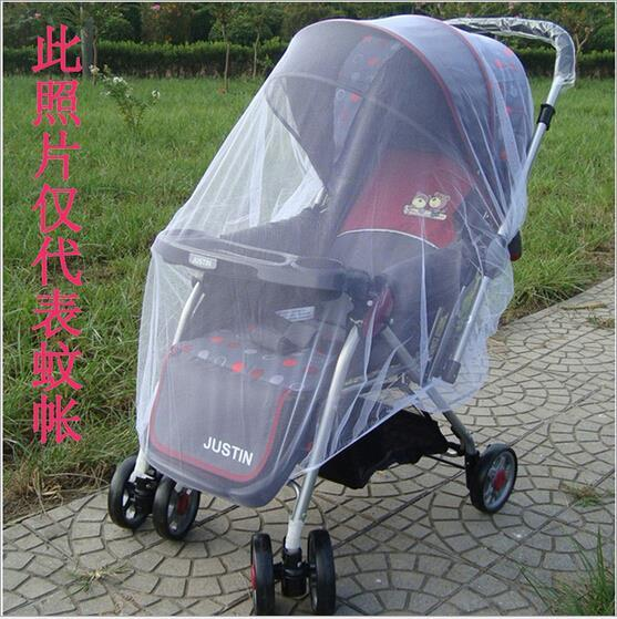 Популярный портативный симпатичные детские коляски коляска крышка насекомого москита ...