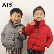 Buy A15 Baby Girls Winter Coats Kids Jacket Kids Clothes Boy Winter Coats Winter Jacket Boy 2017 Parkas Coat Jacket Size 2 8 5 3 4 7 for $13.08 in AliExpress store