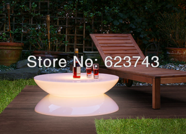 Free shipping led Illuminated Furniture,Lounge LED,waterproof led table,led coffee table rechargeable for Bars,Christmas BY EMS<br><br>Aliexpress