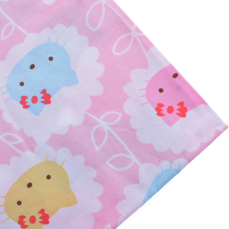 Printed Twill Cotton Fabric For Sewing Quilting Material Kids & Children Curtain Sheet Pillow Cloth Tilda Tissue Tecido Cute Cat(China (Mainland))