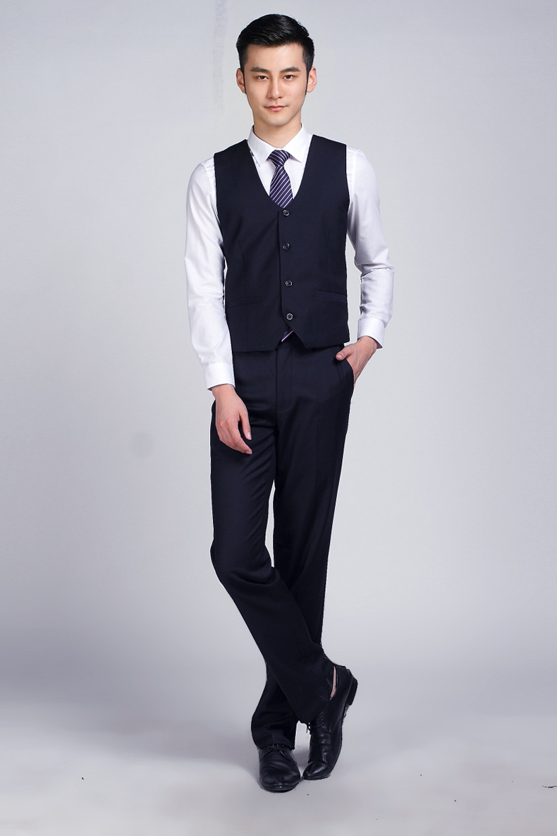 Buy new arrivals business formal navy for Men s dressing style for wedding