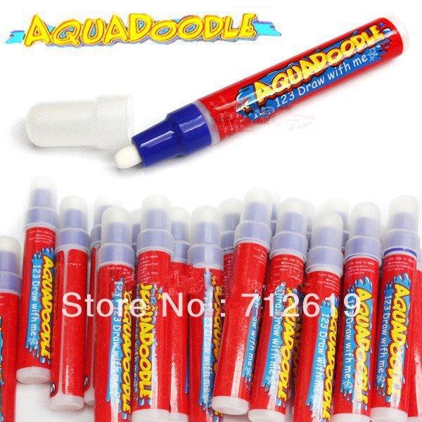 10pcs/lot ,Drawing pen American Aquadoodle Aqua Doodle Magic Pen/Water Drawing Replacement