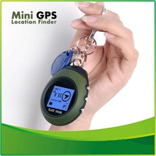2pcs Handheld mini GPS Tracking device Outdoor portable GPS Navigation Location Finder with Compass PG03(China (Mainland))