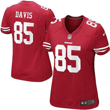 San Francisco 49ers Vernon Davis for women camouflage(China (Mainland))