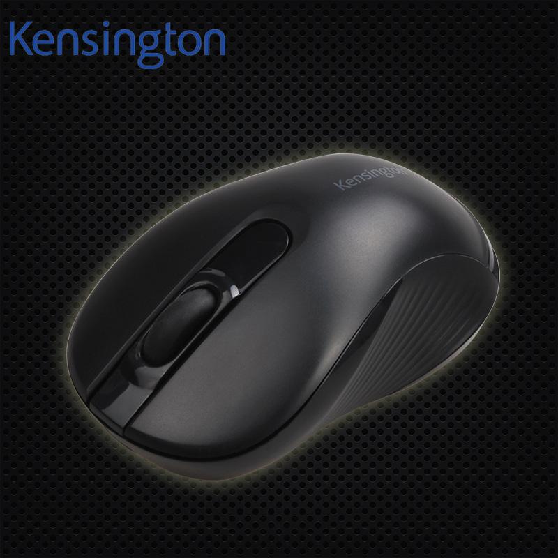 Kensington Premium Portable Optical Wireless Mobile Mini Mouse (2.4GHz) with USB Nano Receiver(China (Mainland))