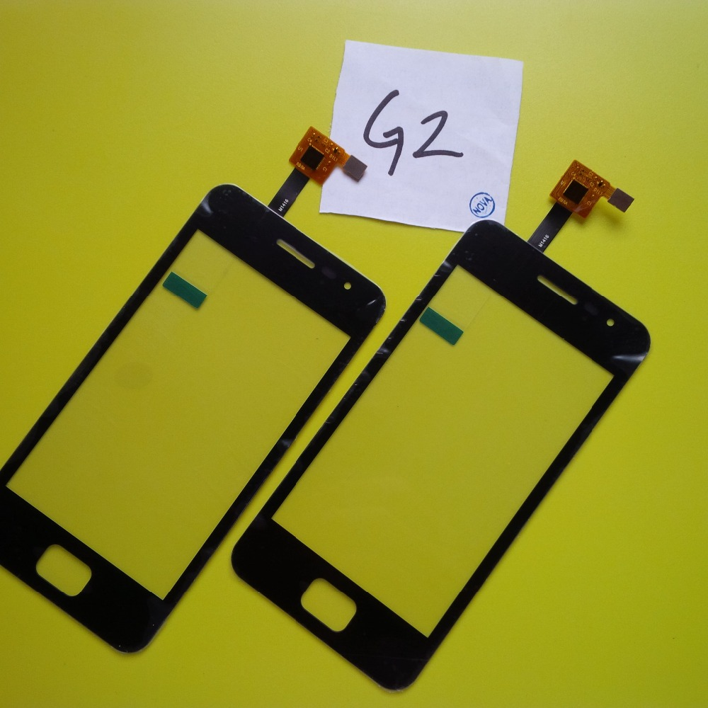 JY-G2 Sensor Replacement Parts For Jiayu G2 Outer Touch Screen Digitizer Panel ; With Tracking Number(China (Mainland))