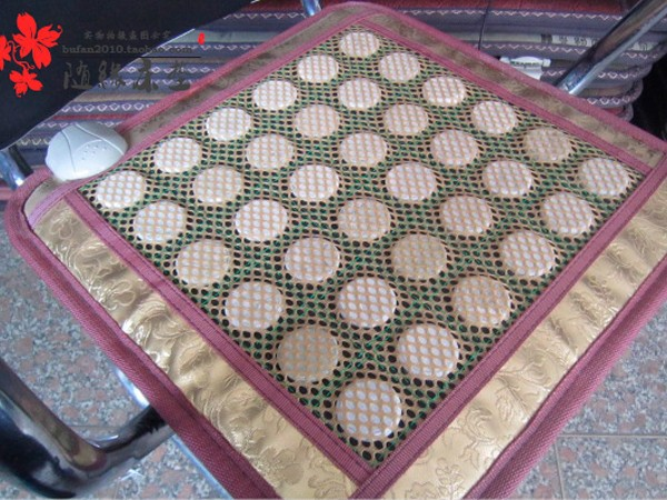 Free Shipping! Natural Tourmaline Mat Germanium Stone Yoga Pad Health Care Mat Infrared Heat AC220v 45X45CM For Sale  Free Shipping! Natural Tourmaline Mat Germanium Stone Yoga Pad Health Care Mat Infrared Heat AC220v 45X45CM For Sale  Free Shipping! Natural Tourmaline Mat Germanium Stone Yoga Pad Health Care Mat Infrared Heat AC220v 45X45CM For Sale  Free Shipping! Natural Tourmaline Mat Germanium Stone Yoga Pad Health Care Mat Infrared Heat AC220v 45X45CM For Sale