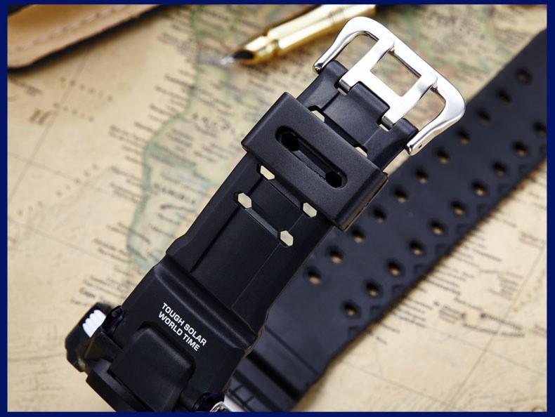 Дата Хронограф Мужские Часы Водонепроницаемые Мода Повседневная Силиконовый Ремешок Военная Спортивные Часы Часы Relogio masculino