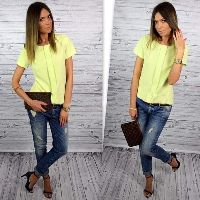 Женские блузки и Рубашки  New Brand 2015 Regualr o женские толстовки и кофты brand new 2015 o 408389