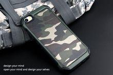 For Xiaomi Mi5 2 in1 Camo Camouflage Pattern For Xiaomi M5 Mi 5 Armor Anti-knock  Cover Case Cell Phone Back Cover Accessories