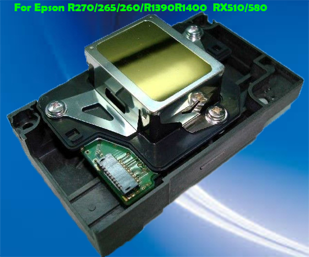 Free Shipping ! Original Printhead for Epson Stylus Photo R1400/1390 made in Japan(China (Mainland))