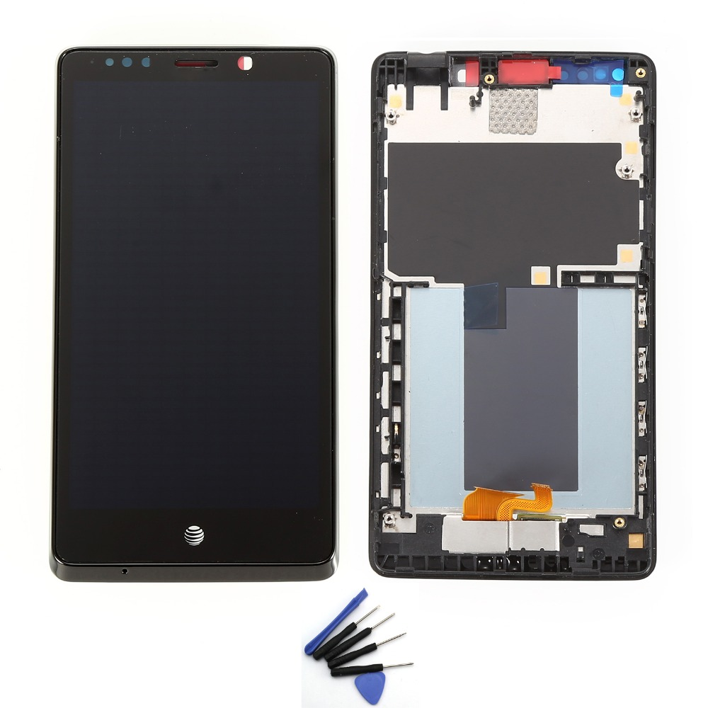 Black LCD Display For Sony Ericsson for Xperia T LT30 LT30p LT30i Touch screen with digitizer +Open Tools, Free shipping(China (Mainland))