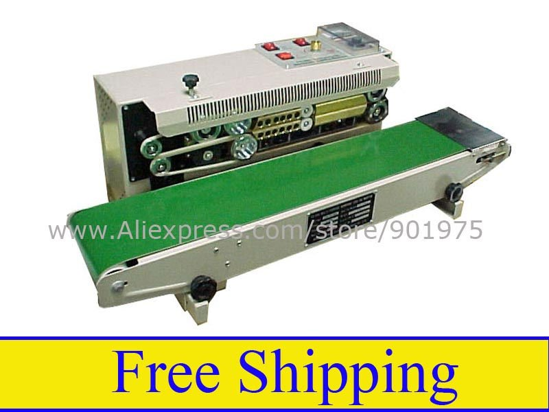 Horizontal Plastic Bag Sealing Machine Small Business - Shenzhou Packing Co., Ltd. store