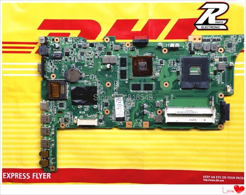 Для Asus K73SV K73SD версия 2.3 ноутбук материнской платы /материнская плата системы профессиональных оптовых испытанное О'КЕЫ