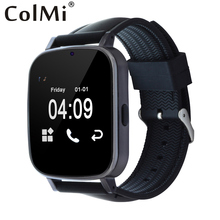 Buy ColMi SmartWatch VS18 Arc Screen Clock Push APP Message Dial Call SMS Bluetooth Connect Samsung Android Phone Smart Watch for $21.38 in AliExpress store