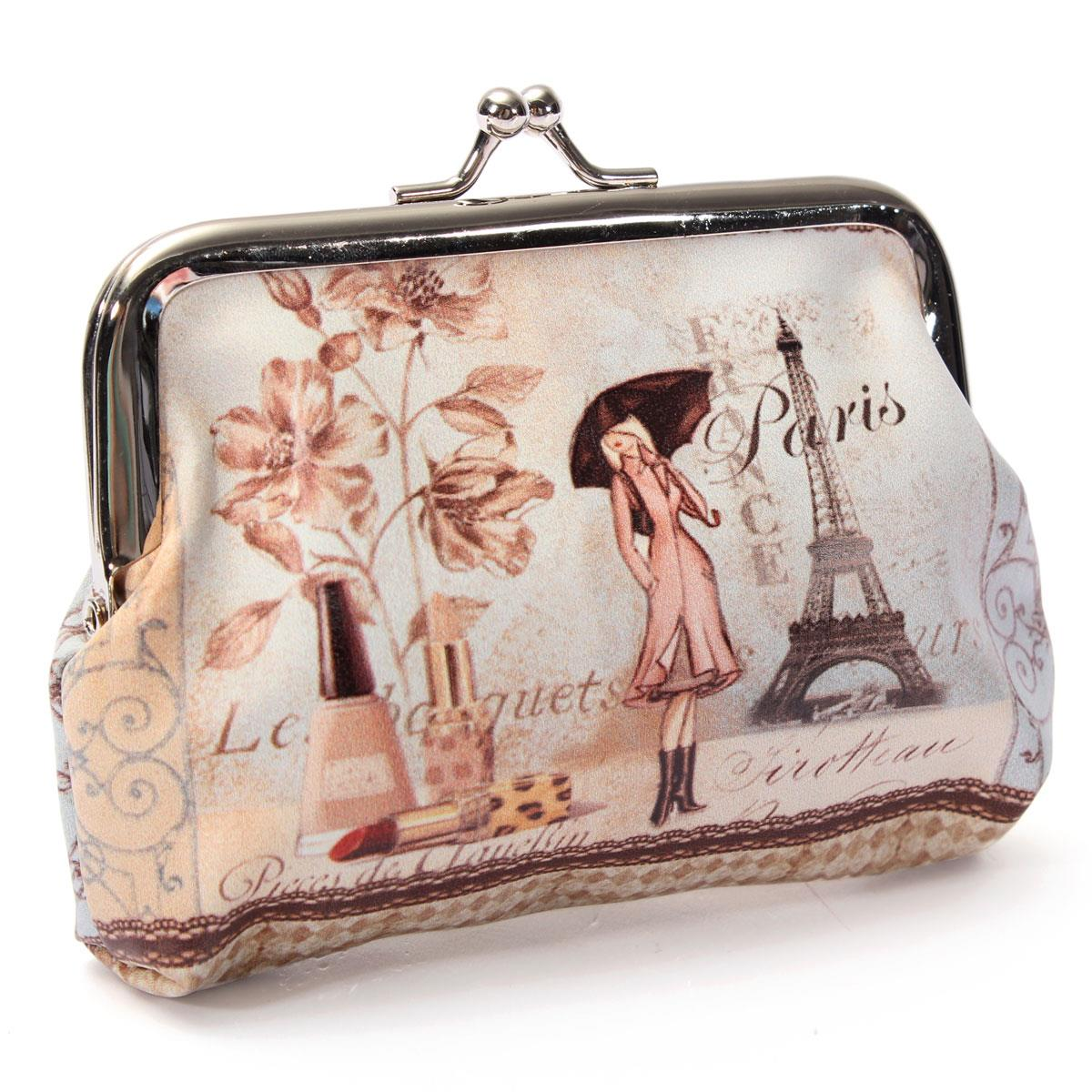 2015 Women Cute Coin Purse Top Leather Character Small Wallet Girls Change Pocket Pouch Hasp Keys Bag Metal Bar Opening New<br><br>Aliexpress