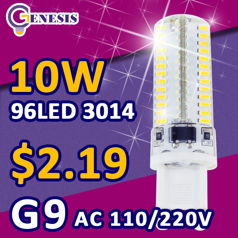 2015 New G9 LED BULB dimmable Lamp corn bulb droplight SMD 2835 5w 7W 3014 6W 110V 220V 9W 12W 15W 18W Replace 30W 70W halogen(China (Mainland))