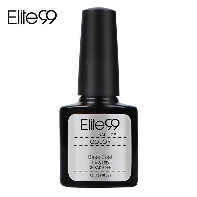 Elite99 7.3 мл базовый слой праймер база фонд уф-гель польский длится ногтей гель-лак