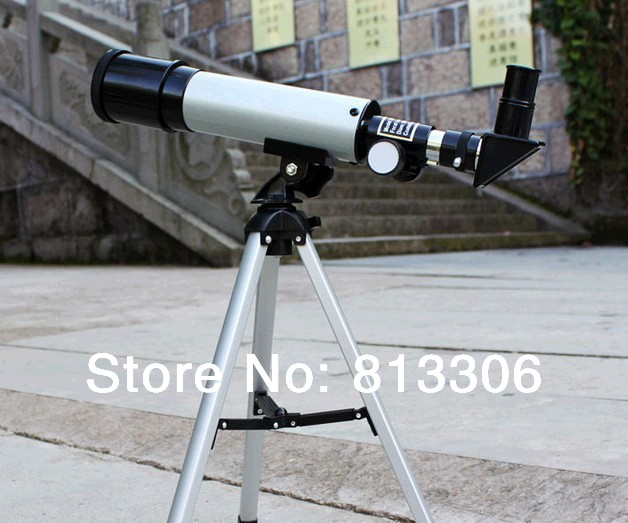 FREE SHIPPING monocular Astronomical telescope 1.5 x as a mirror Magnified 90 times Wholesale outdoor telescope view(China (Mainland))