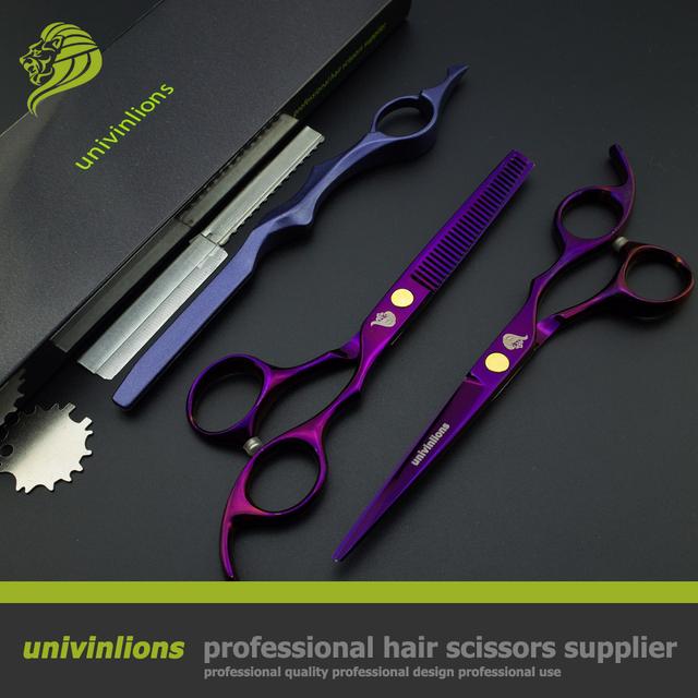 """6 """"горячая профессиональный салон волос ножницы парикмахерские ножницы волос ..."""