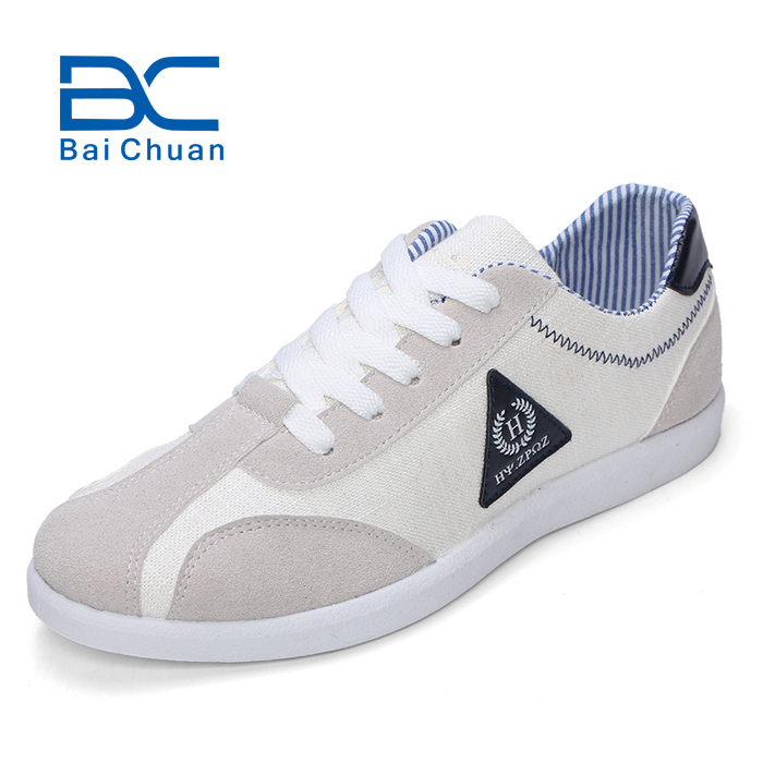 2015 fashion men sneakers New comfortable breathable canvas men shoes ,quality brand sport shoes styl shoes men sneakers shox(China (Mainland))