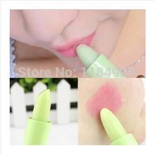 3Pcs/Lot Deal! Magic colour Temperature change color lipstick moisture anti-aging protection lip balm