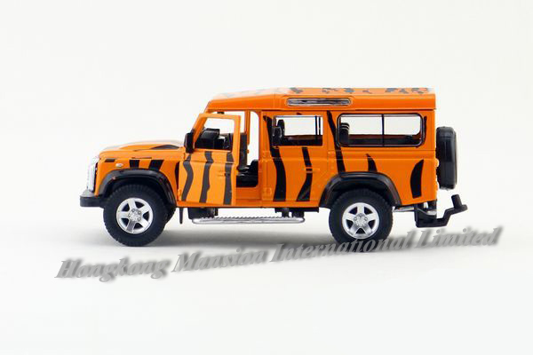136 zebra-stripe For TheLand Rover Defender (9)