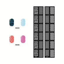 Stamping Tool DIY Nail Art Template Stickers Stamp Stencil Guide(China (Mainland))