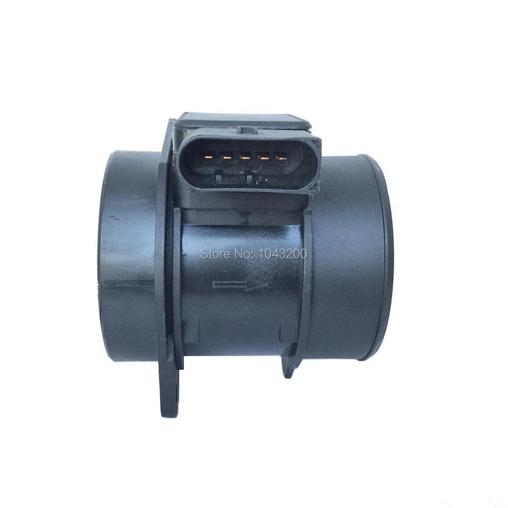 Mass Air Flow Sensor Meter MAF For Mercedes Benz C230 CLK230 SLK 2000-2004 FOR VDO NO 5WK9613 5WK9613Z