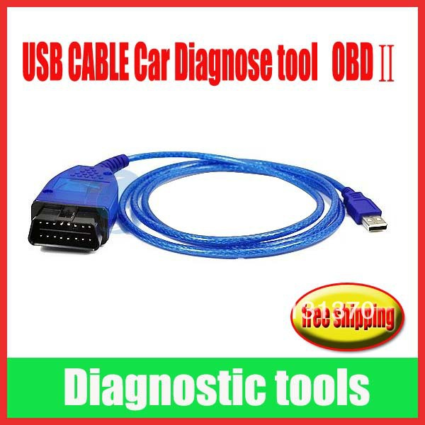 USB Cable Car Diagnose tool VAG 409.1 OBD2 OBD OBDII COM Scanner - shenzhen K-STAR technology CO.,LTD. store