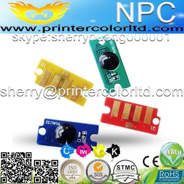 Manufacture Laser printer Smart Color reset cartridge refilled toner chip for DELL 1250 1250c 1350 1350cnw 1355cn 13355cnw(China (Mainland))