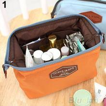 Portable Cute Multifunction Beauty Travel Cosmetic Bag Makeup Case Pouch Toiletry 1QTI