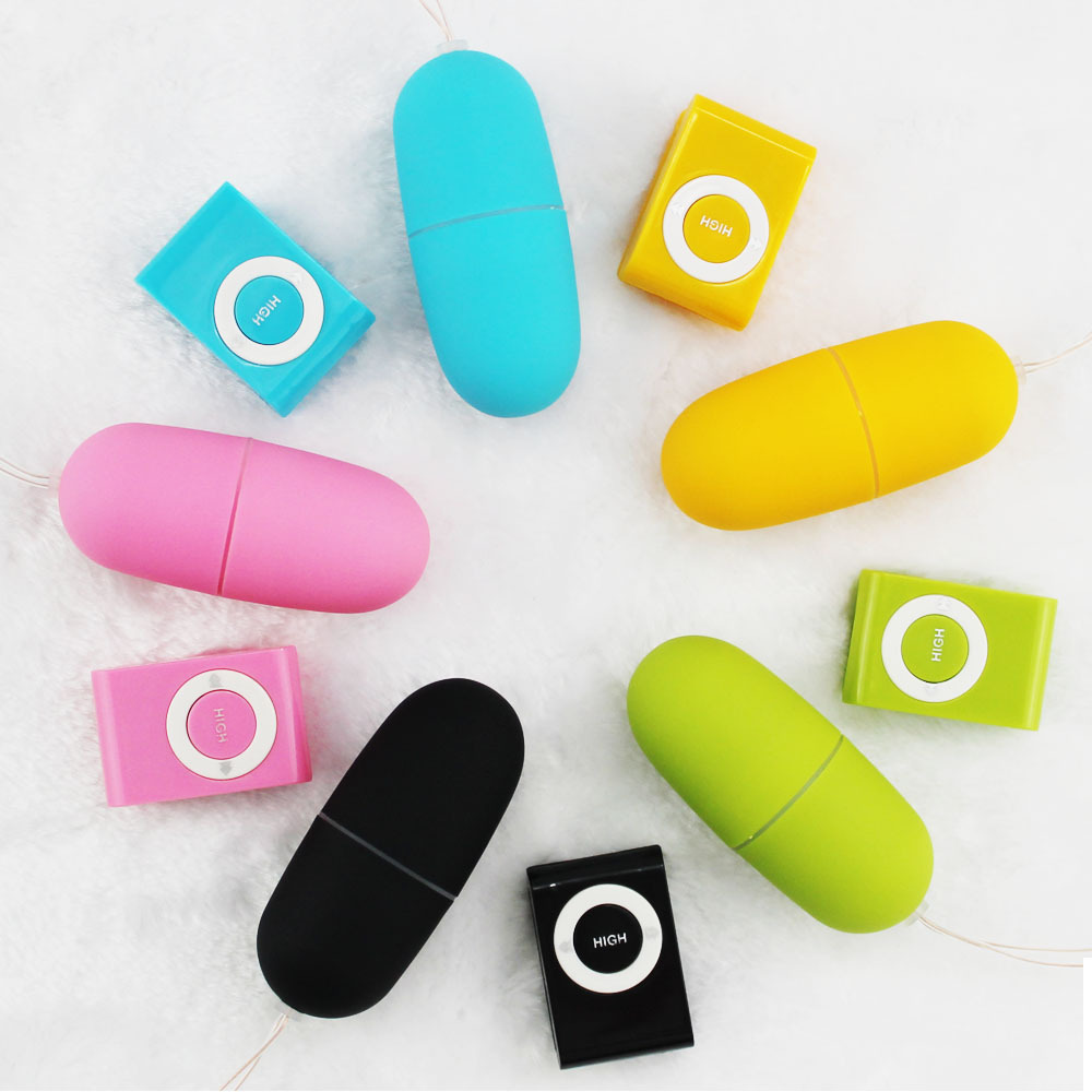 Portable Wireless Like MP3 Powerful Vibrators Remote Control FOR Women Massager Sex Toys Audlt Products Jump Egg Mini A Cannon(China (Mainland))