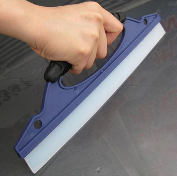 Silicone Water Wiper Scraper Blade Squeegee Car Vehicle Windshield Window Washing Cleaning HB88