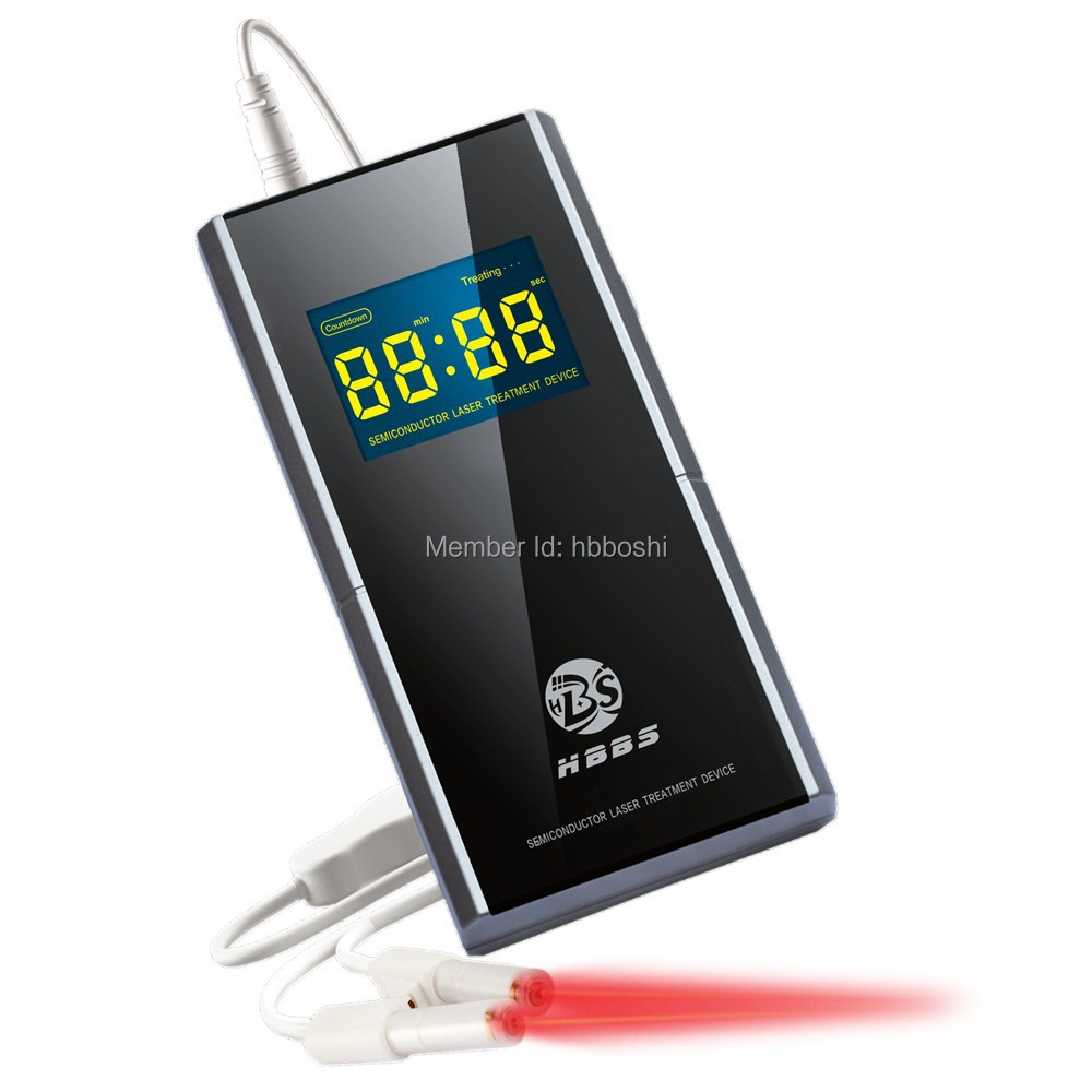 Alibaba china supplier far infrared health laser therapy instrument(China (Mainland))