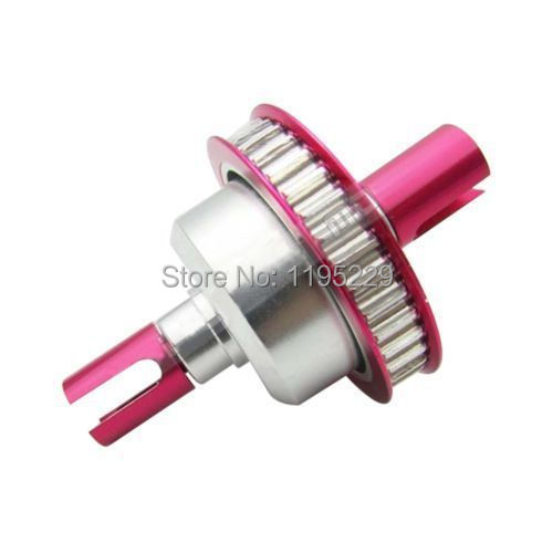 Metal 38T Gear Differential Set for Sakura Ultimate XI S XIS Sport Touring Car(China (Mainland))