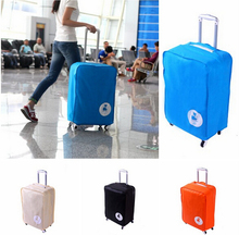 20/22/24/26/28 inch Luggage Protector Suitcase Cover Bags Dust-proof Water-proof Travel Suitcase protective Covers(China (Mainland))