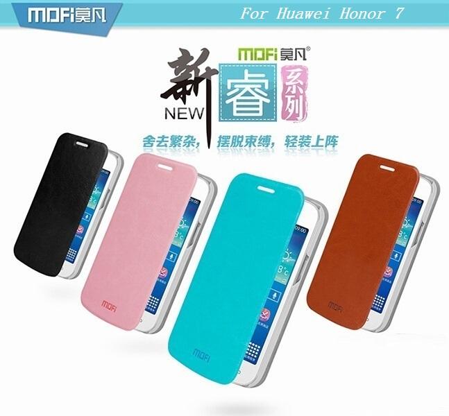 Huawei honor 7 flip case phone protective cover mofi shell - Shenzhen Jingles Sci-Tech Co., Ltd. store