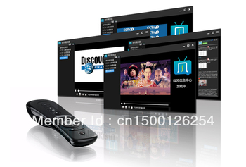 FREE SHIPPING fly  air mouse remote control for smart tv ps3