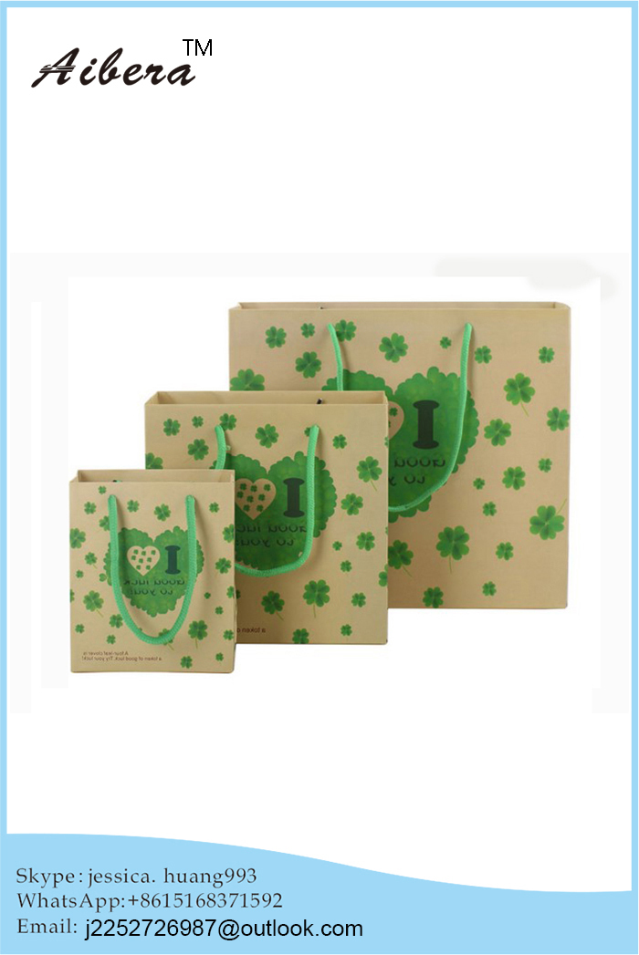 Hot selling Top sell festival promotion present paper packing portable paper packaging gift bag(China (Mainland))
