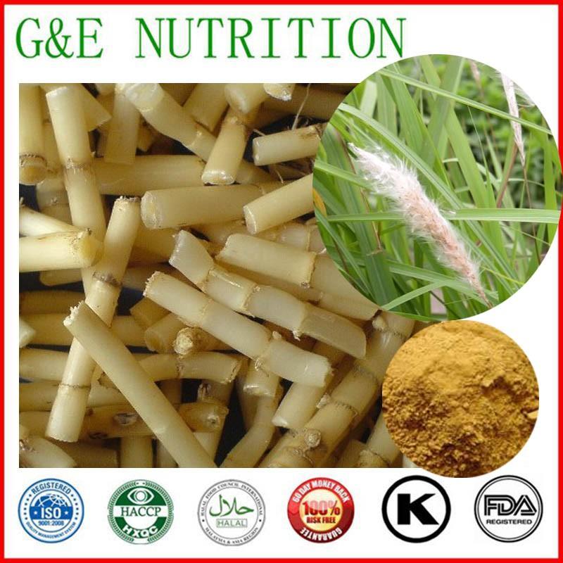 Chinese Herbal Medicine Lalang Grass Rhizome Extract powder    10: 1   600g
