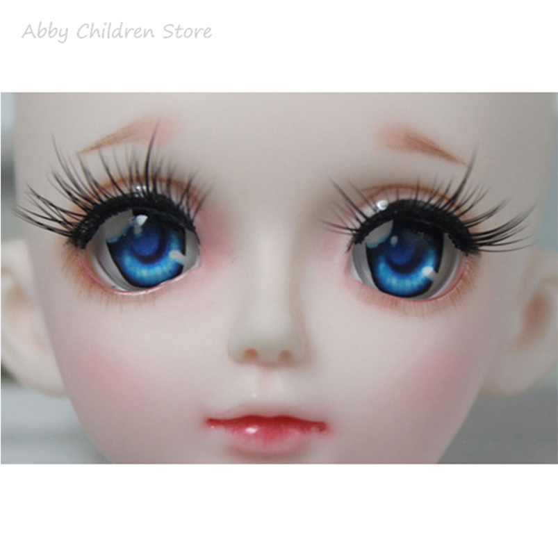 BJD Toy Eyes Safety Eyes For Toys SD Acrylic Eye Doll Cartoon 1 Pair 14mm 16mm 18mm 1/3 1/4 1/6 For BJD Doll Accessories(China (Mainland))