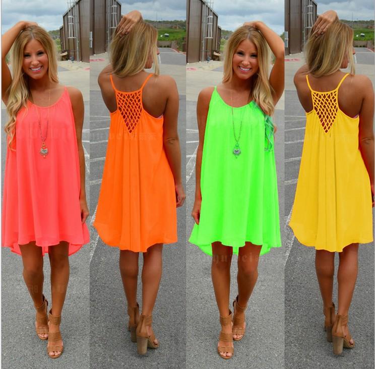 free shipping chiffon maxi dress strap sexy dress plus size summer dresses women mesh Halter hollow backless(China (Mainland))