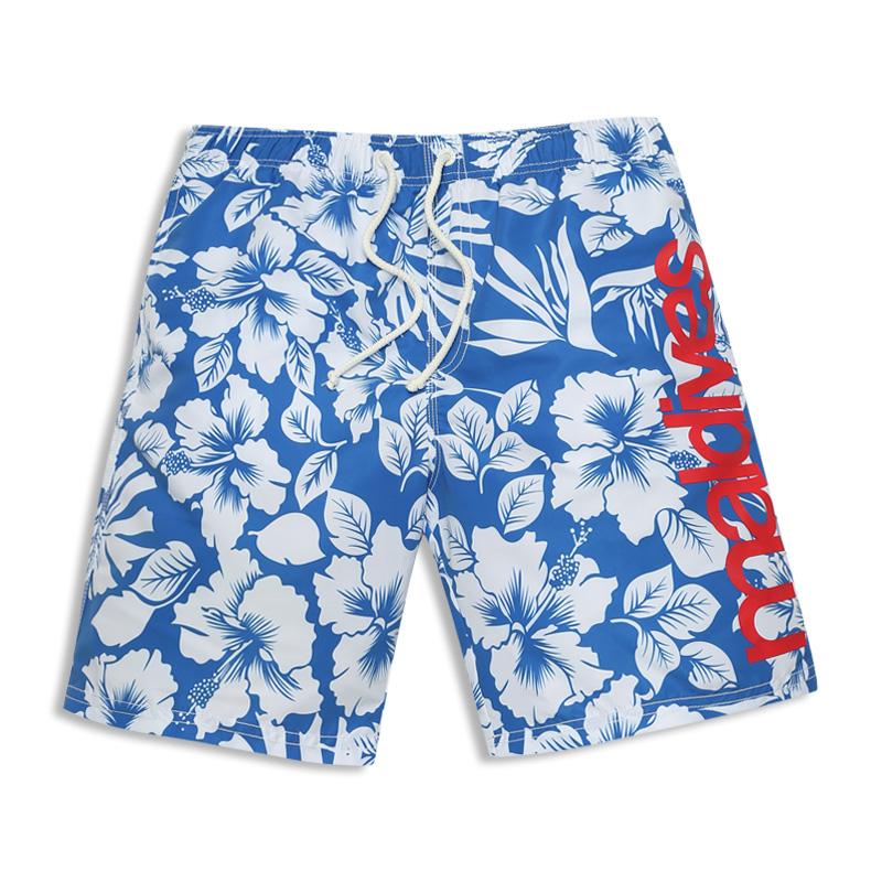 2016 New Arrival Bermuda Masculinas Surf Board Shorts Bathing Suit Men Beach GYM Short Pants Print Surfing Swimwear Sport Shorts(China (Mainland))