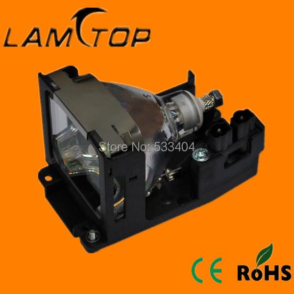 FREE SHIPPING  LAMTOP  180 days warranty  projector lamp  with housing  VLT-XL1LP  for   SL1U XL1U<br><br>Aliexpress